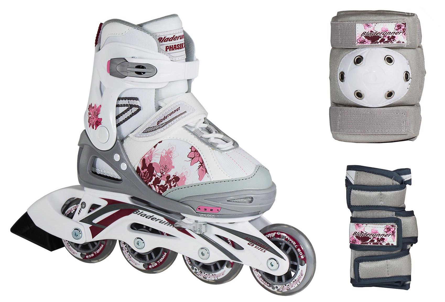 Наборы роликовых коньков для девочек
